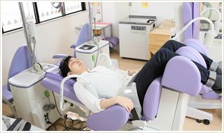 牽引装置(首・腰)治療器